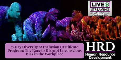 2-Day Diversity and Inclusion Certificate Program tickets