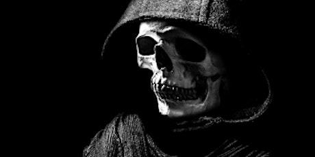 Online Halloween Murder Mystery Party: Murder At Skull Manor tickets