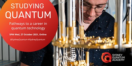 Studying quantum – pathways to a career in quantum technology tickets