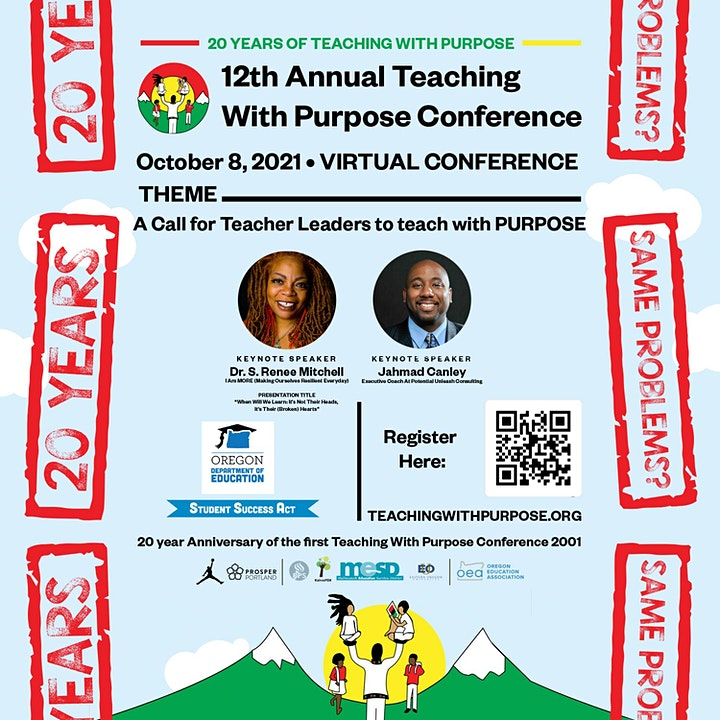 12th Annual Teaching With Purpose Conference image