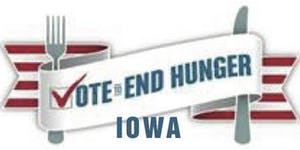 Vote To End Hunger Rally