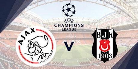 ONLINE@!.Ajax - Beşiktaş LIVE OP TV 28 September 2021 tickets