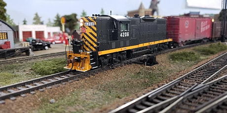 Twin City Model Railroad Museum - Day Time Tickets (Fall/Winter) tickets