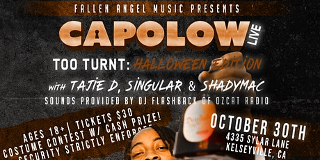 Capolow Live @ the Lions Club, Kelseyville tickets