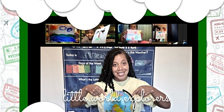 Little World Explorers Preschool Circle Time with Ready to Learn Circles tickets