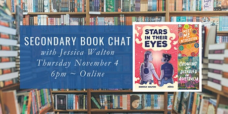 Secondary Book Chat with Jessica Walton tickets