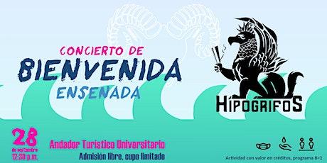 Concierto de Bienvenida: Hipogrifos tickets