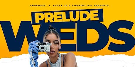Prelude Wednesdays tickets