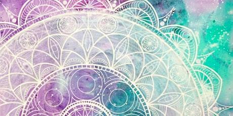 Mandala Magic in Watercolours - A Makerspace Program tickets