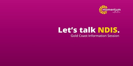 Let's Talk NDIS | Gold Coast tickets