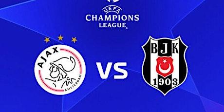 NAAR-TV@!.MaTch Ajax - Beşiktaş LIVE OP TV 28 September 2021 tickets