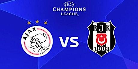 NL-StrEams@!.Ajax - Beşiktaş LIVE OP TV 28 September 2021 tickets