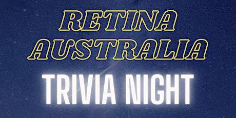 Retina Australia Trivia Night ingressos