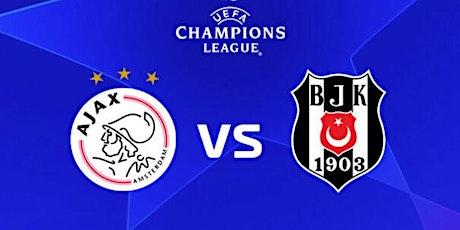 LIVE@!.Beşiktaş - Ajax LIVE OP TV 28 September 2021 tickets