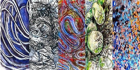 Intuitive Drawing Club (October 2021) tickets