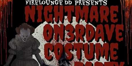 FireLounge DD Nightmare On 3rdAve Costume Party tickets