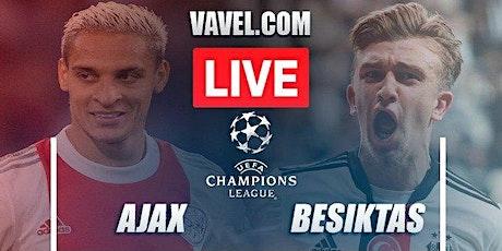 ONLINE@!.Beşiktaş - Ajax LIVE OP TV 28 September 2021 tickets