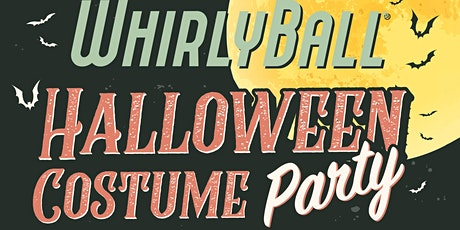 WhirlyBall Family Halloween Event - Brookfield tickets