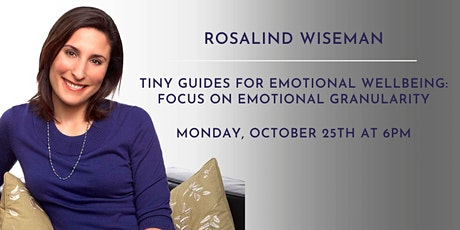 Tiny Guides for Emotional Wellbeing: Focus on Emotional Granularity tickets