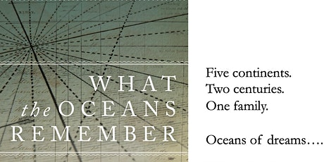 What the Oceans Remember  with Sonja Boon tickets