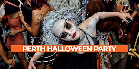PERTH HALLOWEEN PARTY  | FRI OCTOBER  29 tickets