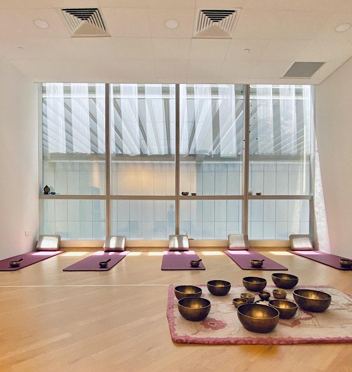 Pranayama & Meditation by Haruka image