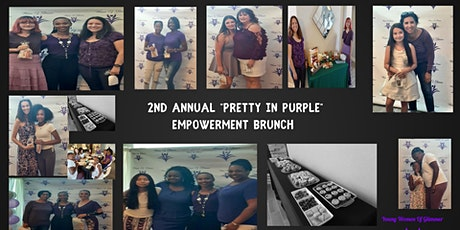 "2nd Annual ""Pretty In Pretty "" Empowerment Brunch tickets"