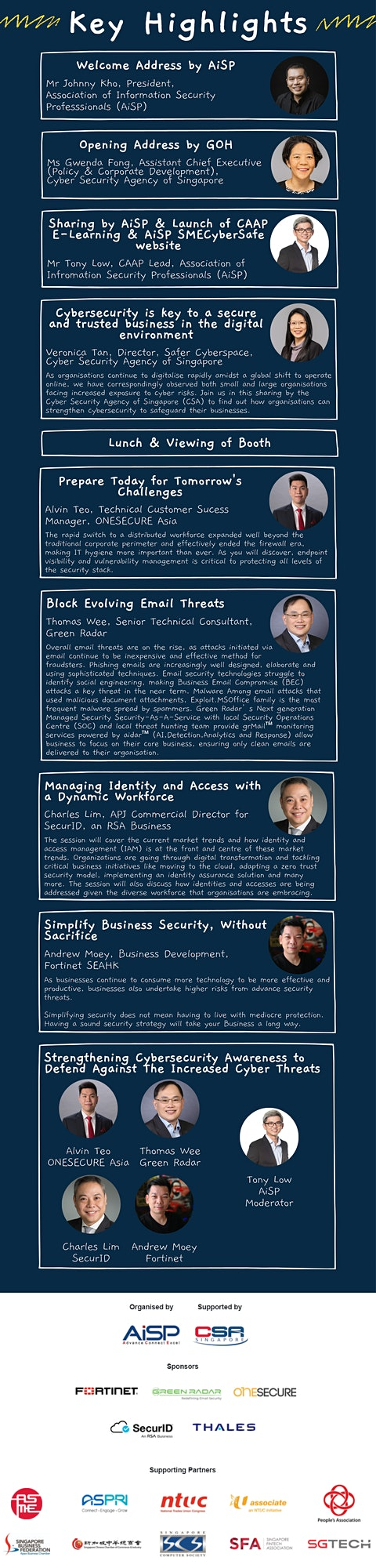 SME Cybersecurity Conference image