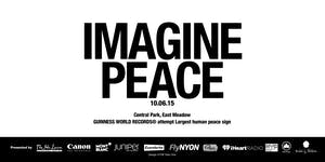Imagine Peace: GUINNESS WORLD RECORDS® attempt Largest...