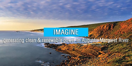 Augusta Margaret River Clean Community Energy (AMRCCE) tickets