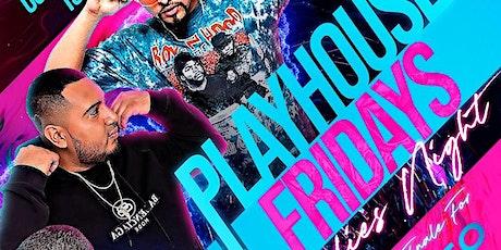 Playhouse Fridays At Havana Blvd tickets