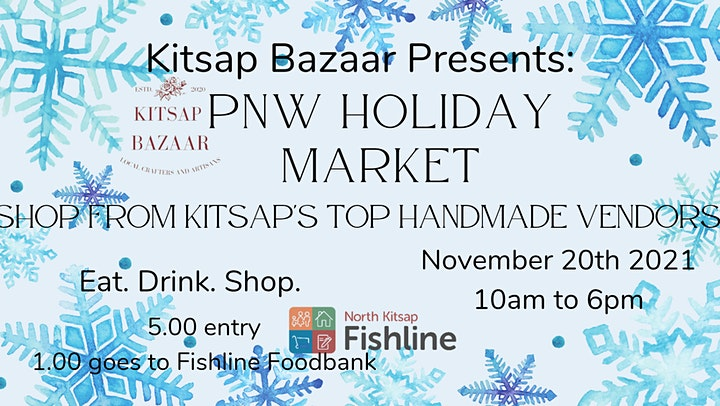 PNW Holiday Market image