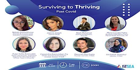 Mental Health Webinar: Surviving to Thriving Post Covid tickets