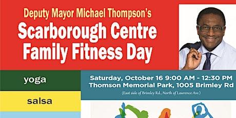 Deputy Mayor Thompson's Fitness Event tickets