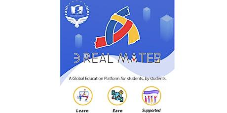 3RealMates - High School Student Tutors @ Wanneroo Library tickets