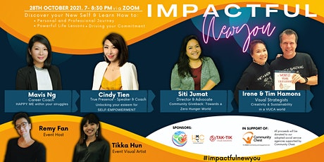 IMPACTFUL NEW YOU tickets