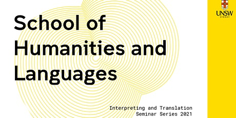 Interpreting in the Media: Sign Language Interpreters in the Time of COVID tickets