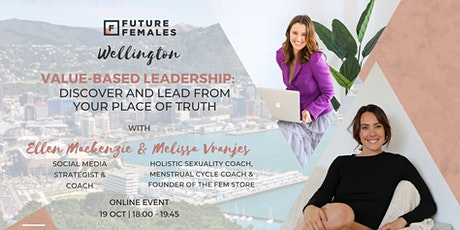 Future Females Wellington   Discover & Lead From Your Place of Truth tickets