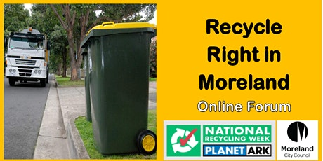 Recycle Right in Moreland tickets