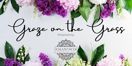 Graze on the Grass- Chantico Grazing Co Launch in Memory of Kathryne Jursak tickets