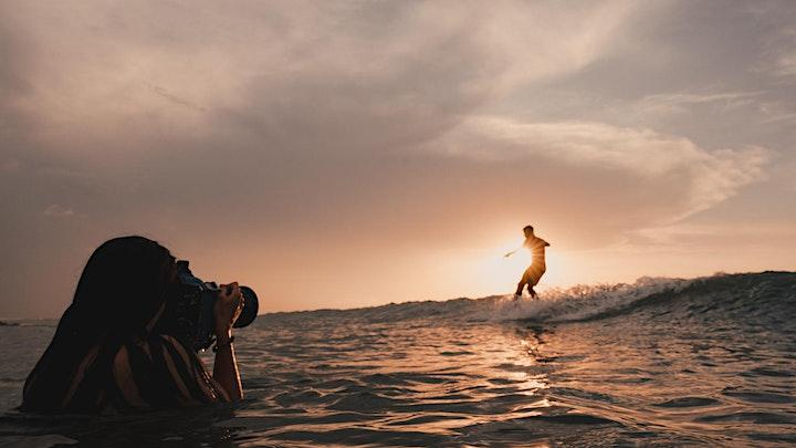 Imagem do evento Workshop de Fotografia de Surf