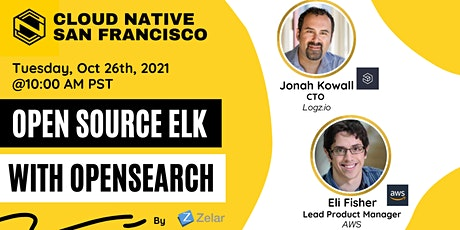Open source ELK with OpenSearch tickets