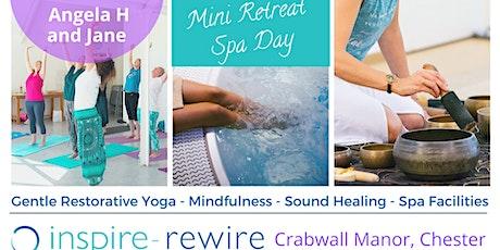 Mini Spa/ Yoga Retreat tickets