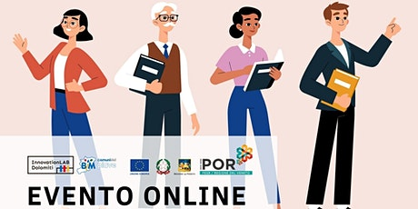 DIGITAL MEET - InnovationLab Dolomiti - Associazione FabLab Dolomiti ONLINE tickets