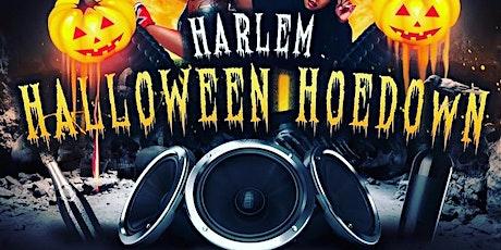 Harlem Halloween HoeDown tickets