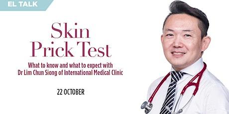 Skin Prick Test tickets
