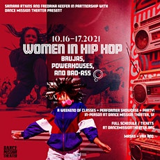 Women in Hip hop: Performer Showcase  + Party tickets