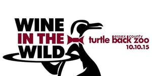 Wine in the Wild at Turtle Back Zoo