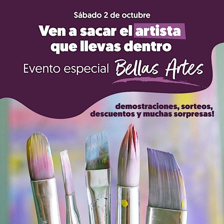 Imagen de Evento especial Bellas Artes - 2  de Octubre - Milbby Zaragoza