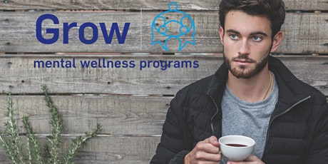 GROW Peer Support Groups for Mental Wellness - ZOOM INFO SESSION tickets